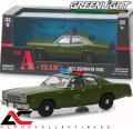 "1977 PLYMOUTH FURY US ARMY POLICE ""THE A TEAM"" TV"