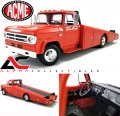 PREORDER - 1970 DODGE D-300 RED RAMP TRUCK