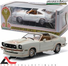 1978 FORD MUSTANG II COBRA WHITE