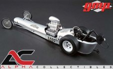 """THE CHIZLER V"" VINTAGE DRAGSTER"