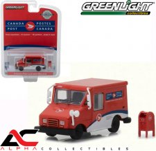 Canada Post Long-Life Postal Delivery Vehicle (LLV) with Mailbox Accessory