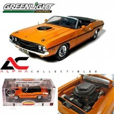 1970 DODGE CHALLENGER 426 HEMI CONVERTIBLE ORANGE
