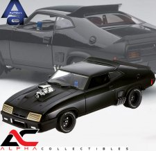 "FORD XB FALCON TUNED VERSION ""BLACK INTERCEPTOR"""