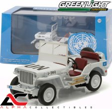 JEEP WILLYS UNITED NATIONS UN