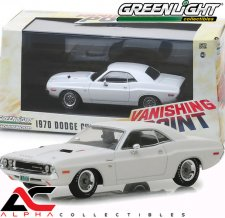 "1970 DODGE CHALLENGER R/T WHITE ""VANISHING POINT"""
