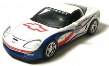 2007 CHEVROLET CORVETTE Z06 DAYTONA 500 PACE CAR
