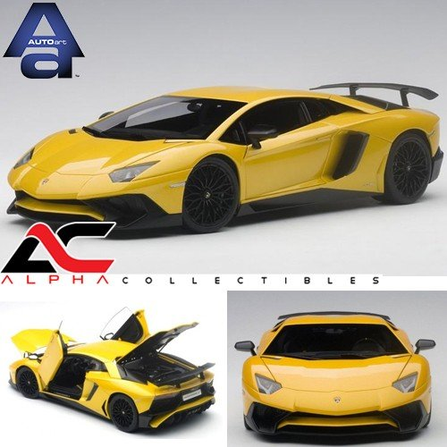 2017 Lamborghini Aventador Head Gasket: Alpha Collectibles > 1:18 SCALE MODELS > LAMBORGHINI
